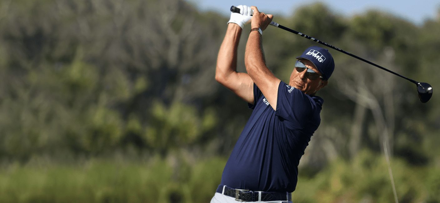 Phil Mickelson's Growing Bolder Moment