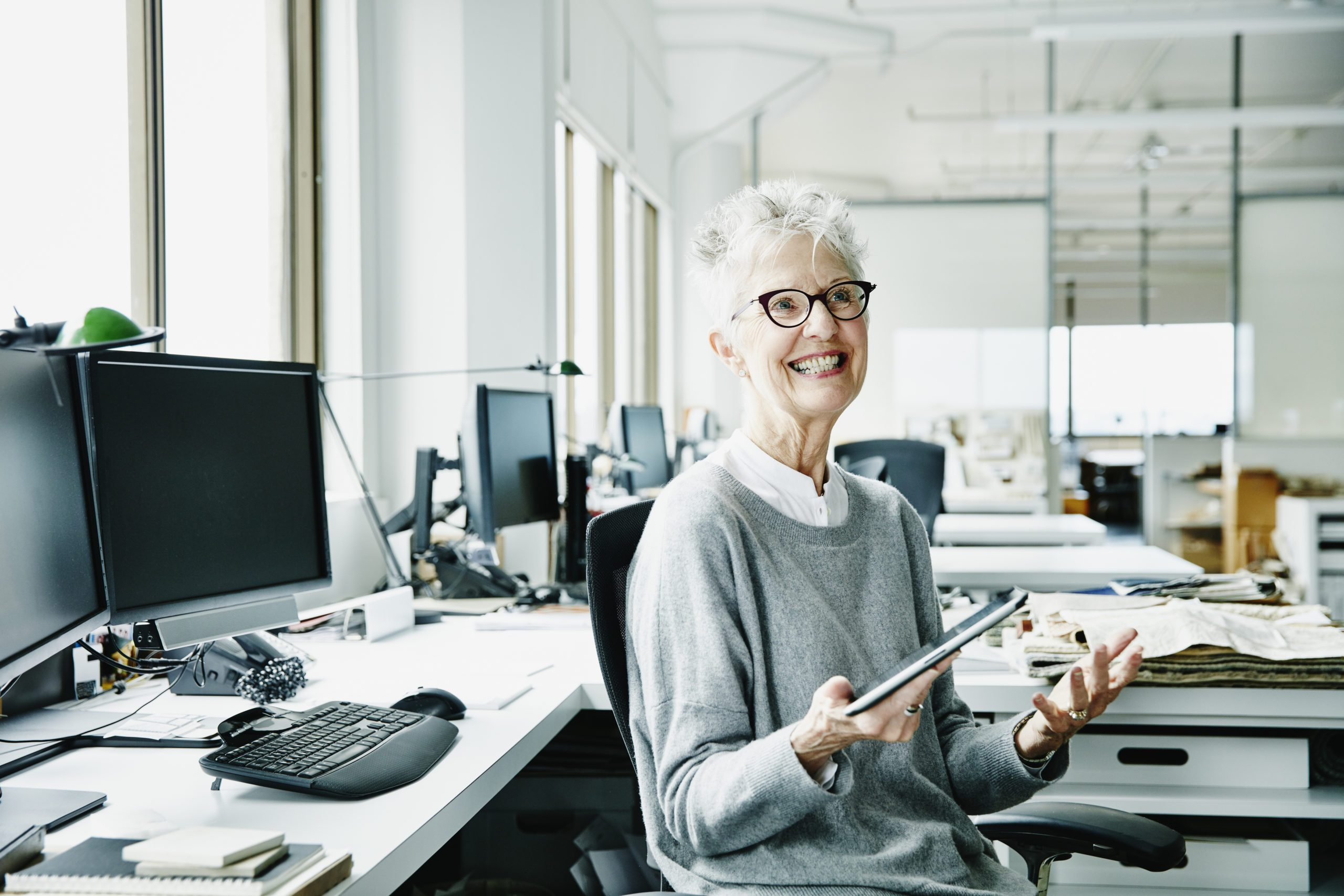 Defying ageism in the workplace